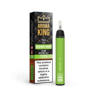 Aroma King Fresh Mint Disposable Vape