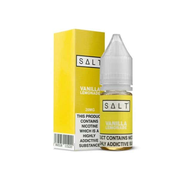Vanilla Lemonade Nicotine Salt by SALT
