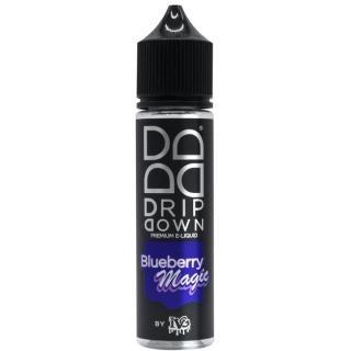 Drip Down Blueberry Magic Shortfill
