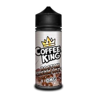 Coffee King Boston Cream Latte Shortfill