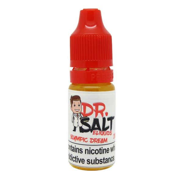 Olympic Dream Nicotine Salt by Dr Salt