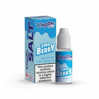Kingston Zingberry Nicotine Salt