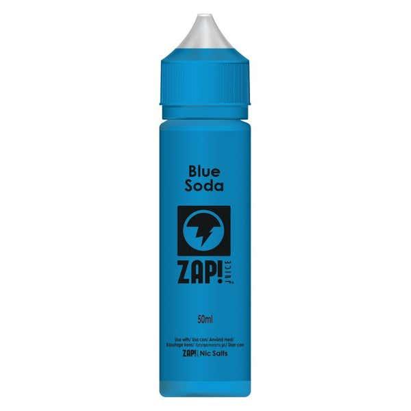 Blue Soda Shortfill by Zap!