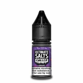 Ultimate Puff Chilled Grape Nicotine Salt