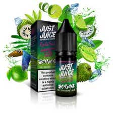 Guanabana & Lime On Ice Regular 10ml by Just Juice