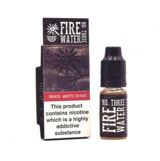 FireWater NoThree Nicotine Salt