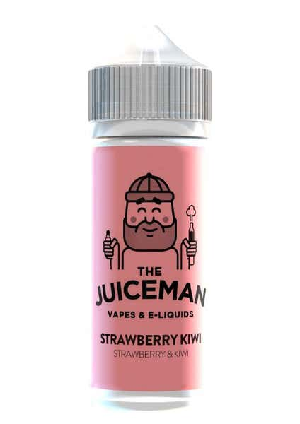 Strawberry Kiwi Shortfill by The Juiceman