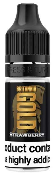 Strawberry Regular 10ml by Britannia Gold