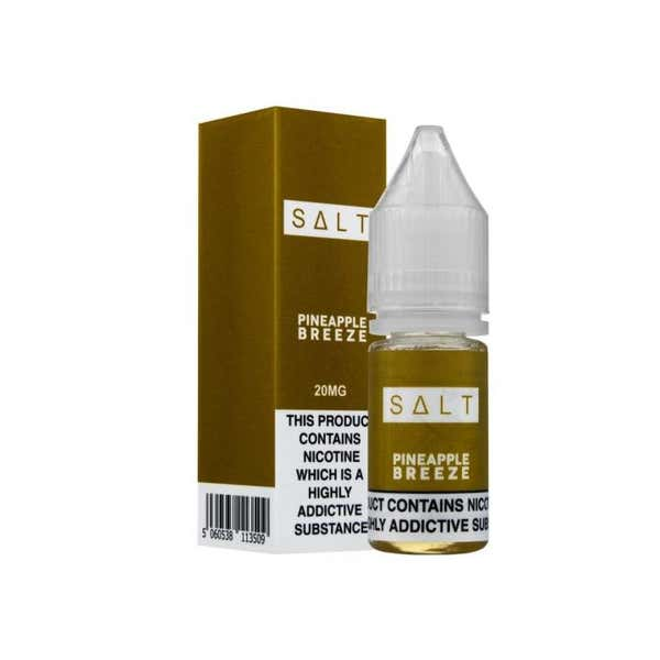 Pineapple Breeze Nicotine Salt by SALT