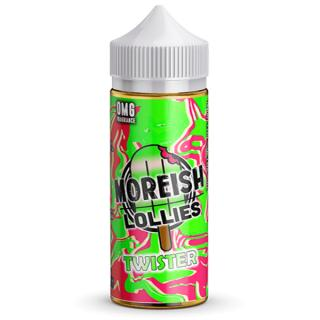 Moreish Puff Twister Lollies Shortfill