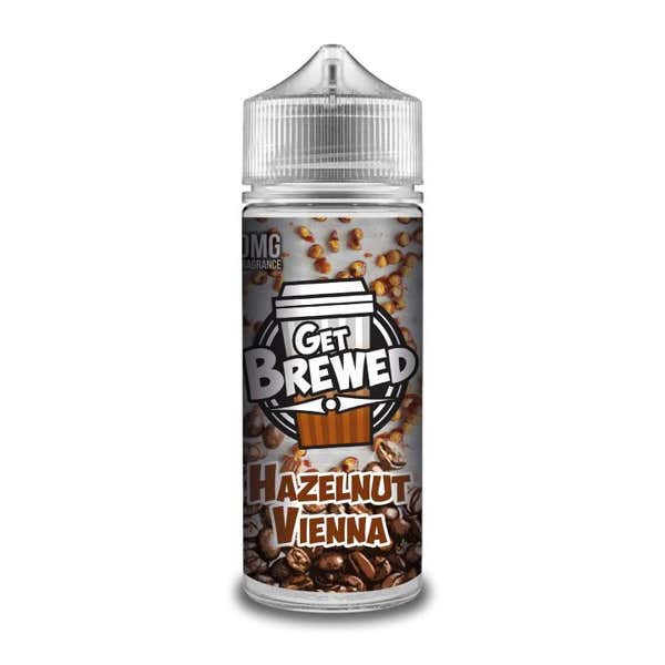 Brewed Hazelnut Vienna Shortfill by Get