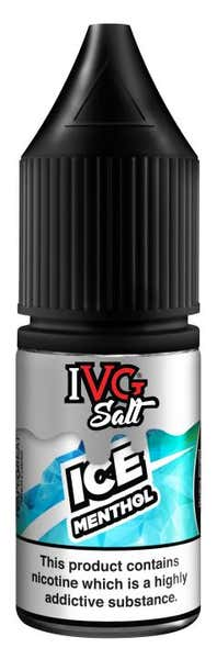 Ice Menthol Nicotine Salt by IVG
