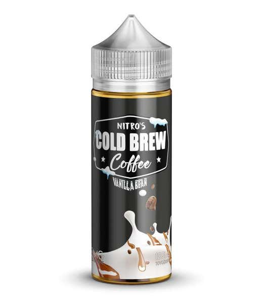 Vanilla Bean Shortfill by Nitros Cold Brew