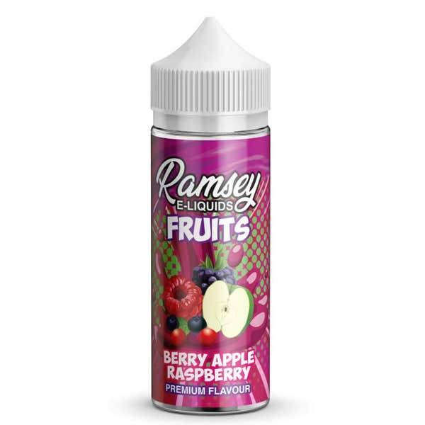Berry Apple Raspberry Shortfill by Ramsey