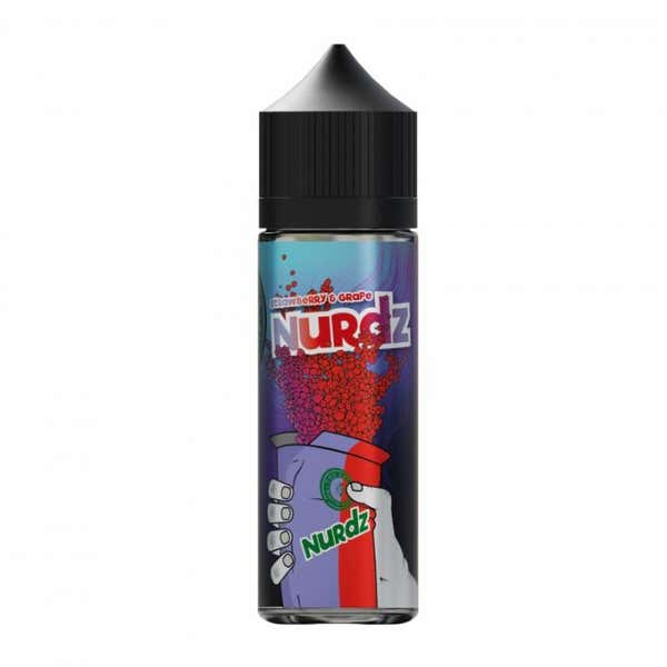 Nurdz Strawberry Grape Shortfill by TMB Notes