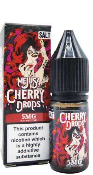 Cherry Drops Nicotine Salt by Mejusa