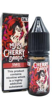 Mejusa Cherry Drops Nicotine Salt