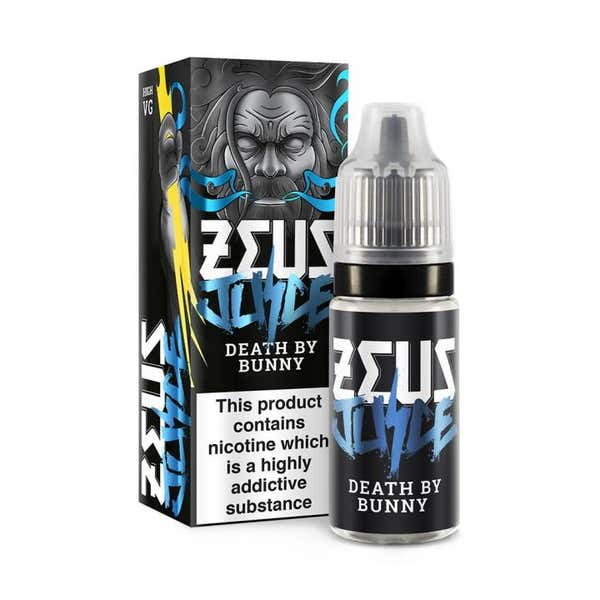 Death By Bunny Regular 10ml by Zeus Juice