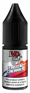 IVG Frozen Cherries Nicotine Salt