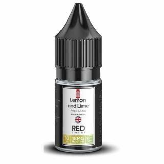 RED Lemon & Lime Regular 10ml