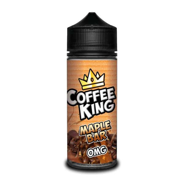 Maple Bar Shortfill by Coffee King