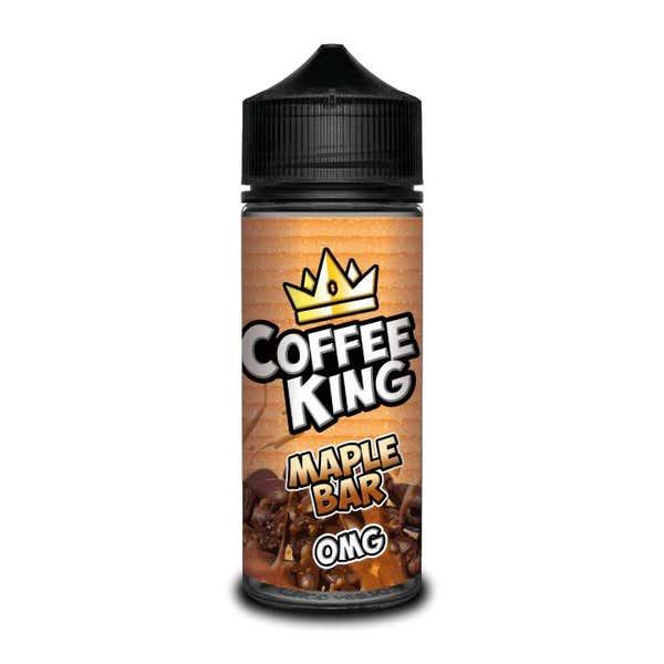 Maple Bar Shortfill by Coffee King