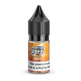 Moreish Puff Mango Chilled Nicotine Salt