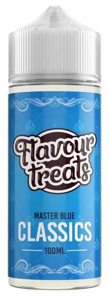 Master Blue Shortfill by Flavour Treats