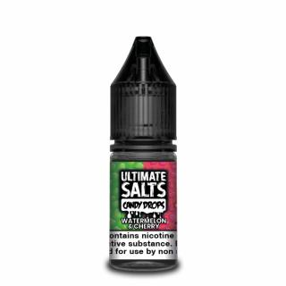 Ultimate Puff Candy Drops Watermelon & Cherry Nicotine Salt