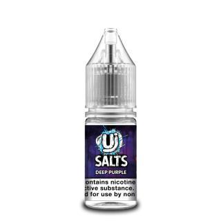 Ultimate Juice Deep Purple Nicotine Salt