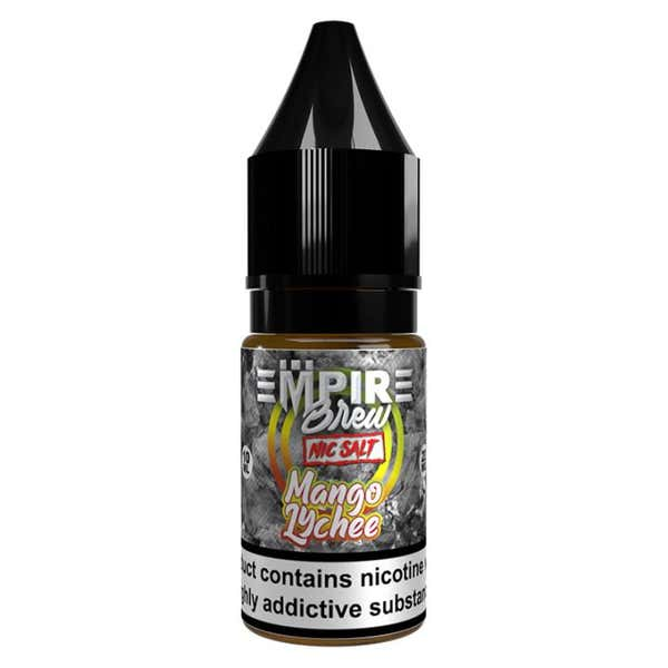 Mango Lychee Nicotine Salt by Empire Brew