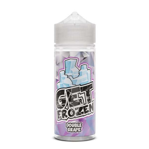 Frozen Double Grape Shortfill by Get