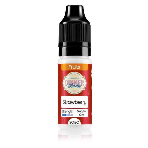 Strawberry Regular 10ml by Dinner Lady
