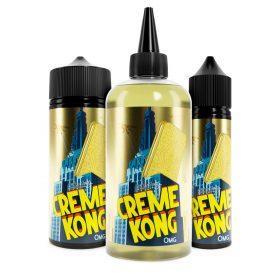 Joes Juice Creme Kong Shortfill