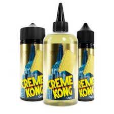 Creme Kong Shortfill by Joes Juice