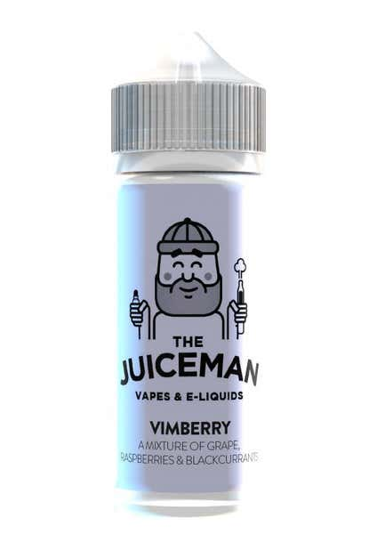 Vimberry Shortfill by The Juiceman