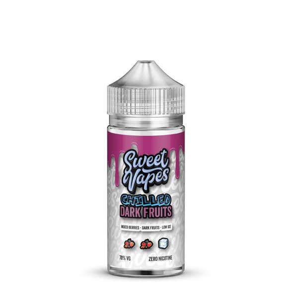 Chilled Dark Fruits Shortfill by Sweet Vapes