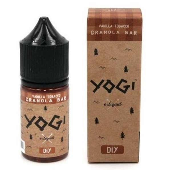 Vanilla Tobacco Granola Bar Concentrate by YOGI