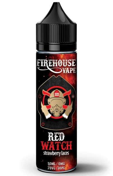 Red Watch Shortfill by Firehouse Vape