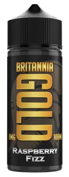 Raspberry Fizz Shortfill by Britannia Gold