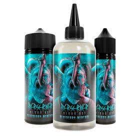Berserker Blueberry Menthol Shortfill by Joes Juice
