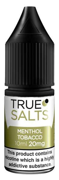 Menthol Tobacco Nicotine Salt by True Salts