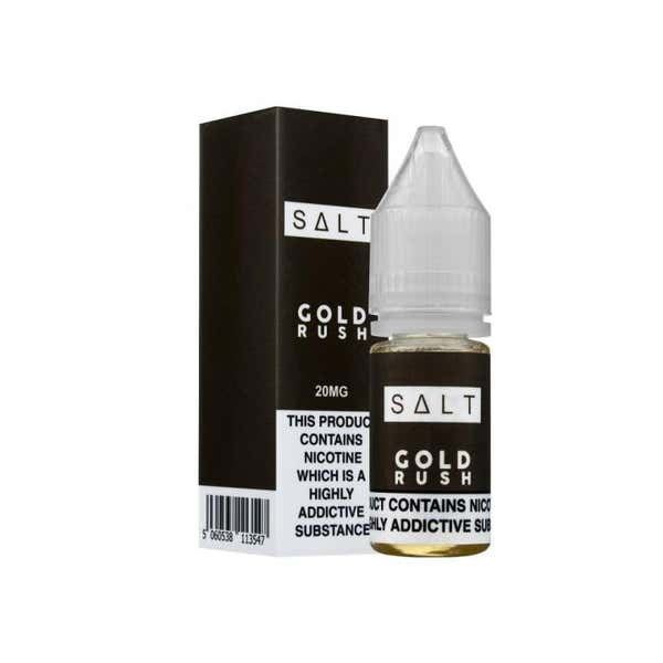 Gold Rush Nicotine Salt by SALT