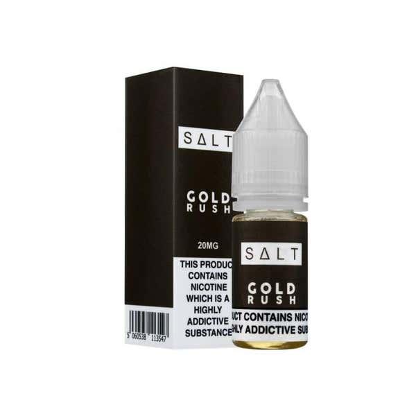 Gold Rush Nicotine Salt by SALT