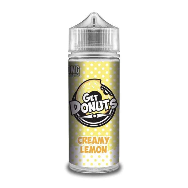 Donuts Creamy Lemon Shortfill by Get