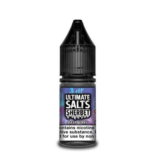 Sherbet Raspberry Nicotine Salt by Ultimate Puff