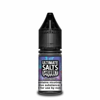 Ultimate Puff Sherbet Raspberry Nicotine Salt