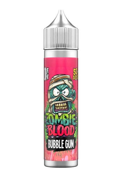 Bubblegum Shortfill by Zombie Blood