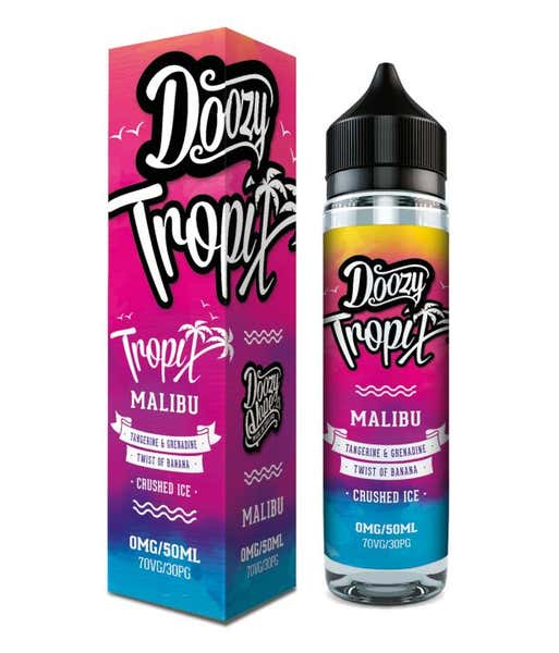 Malibu Shortfill by Doozy Vape Co