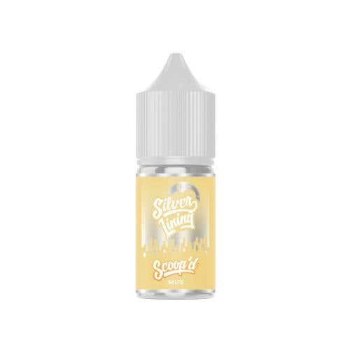 Scoop'd Nicotine Salt by Silver Lining